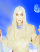 cher as unicorn