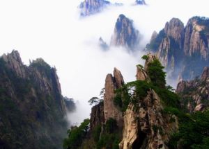 china mountains