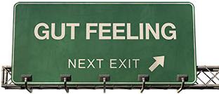 gut-feeling