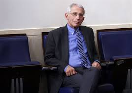 fauci sidelined